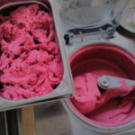 Himbeer-Eis selber machen