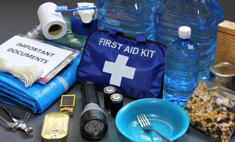 Katastrophenschutzvorsorge